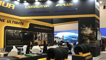 HAOHUA TIRE IN 25TH FRANKFURT AUTOMECHANIKA 2018